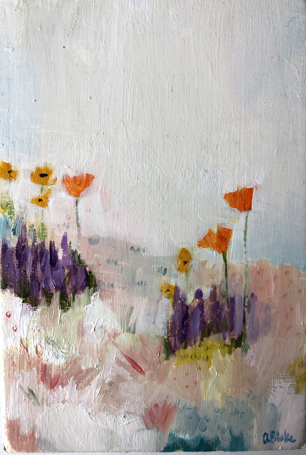 Wildflowers no 21
