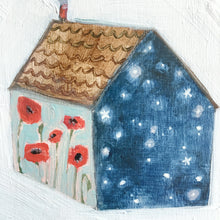 A home made of dreams and starlight