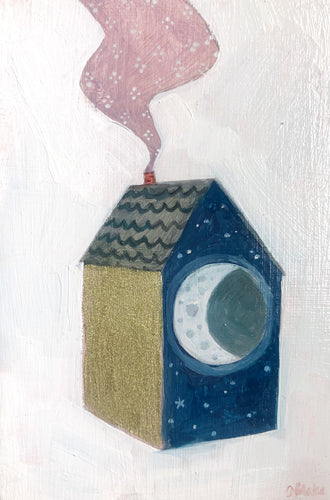 A home made of moonlight and wisdom