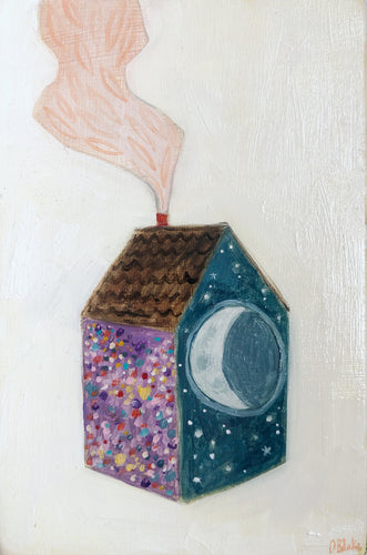 A home made of moonlight and magic