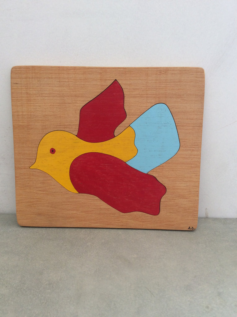 Handmade Wooden Kids Puzzles