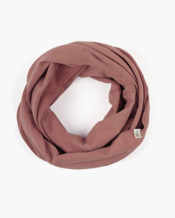 Infinity Scarf Dusty Blush