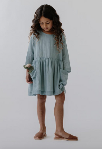 Mara Dress Azure