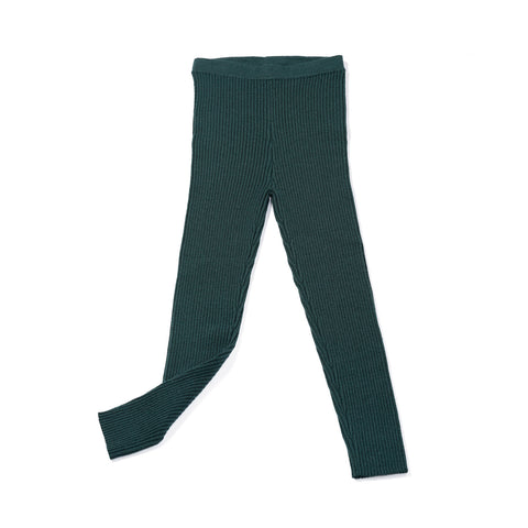 Basic leggings olive