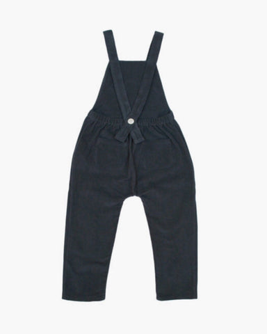 May Dungarees in Slate