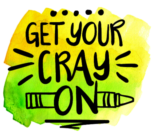 Get your Cray On - Boy Option - Graphic Tee