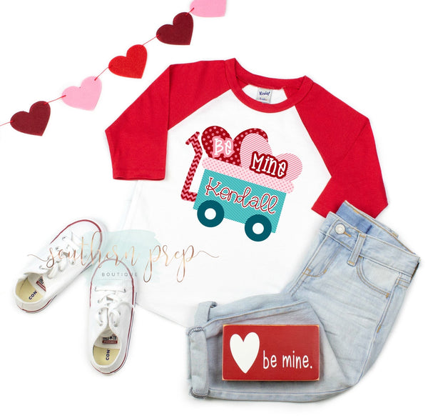 Valentine Wagon - Graphic Tee