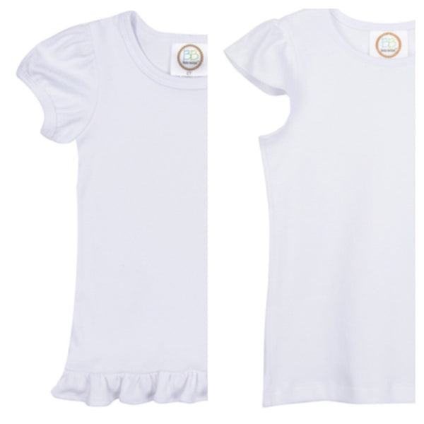 Ring around the Rosie - Custom Applique shirt - M2M Shorts from TLD