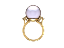 P1101 - 15mm Pearl Ring