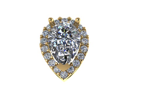 1.4mm Pear Cluster Setting