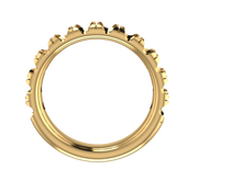 B1013 - 3.2mm Domed Band