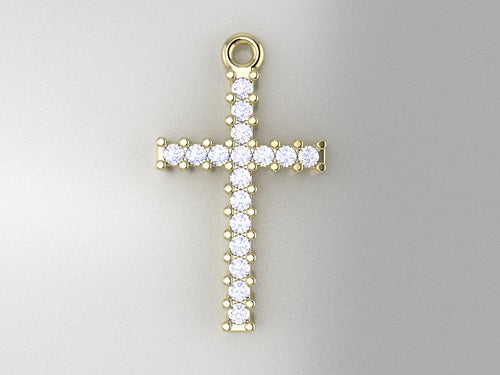 C1106 - Cross (1.2 mm x 17 pcs )