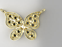 C6103 - butterfly Charms