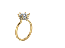 R1104 - 6 Prong Ring