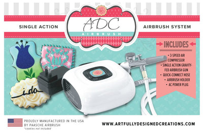 ADC Airbrush System & Accessories
