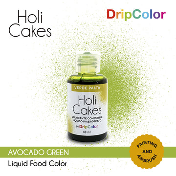Avocado Green Holicakes Airbrush Color by Dripcolor