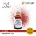 Calypso Orange Holicakes Airbrush Color by Dripcolor