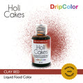 Clay Red Holicakes Airbrush Color by Dripcolor