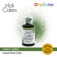 Forest Green Holicakes Airbrush Color by Dripcolor