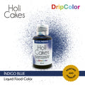 Indigo Blue Holicakes Airbrush Color by Dripcolor