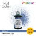 Oil Blue Holicakes Airbrush Color by Dripcolor