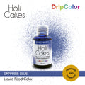 Sapphire Blue Holicakes Airbrush Color by Dripcolor