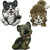 Sweet Elite Palm Pets Puppy, Kitten or Fox Cookie Cutter Set