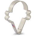 "Cookie Cutter Ice Cream Cone 4 1/8"" Ann Clark"