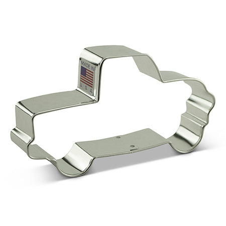 Cookie Cutter Vintage Truck 4.5x2.5""