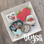 Cookie Cutter Blyss Rose by TMP