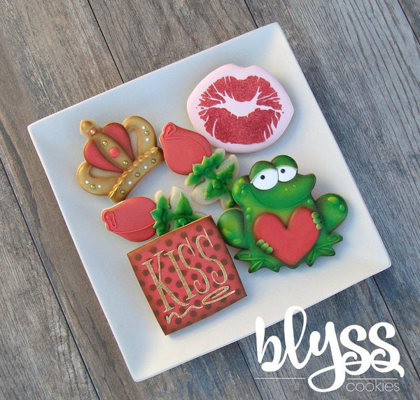 Cookie Cutter Blyss Frog by TMP