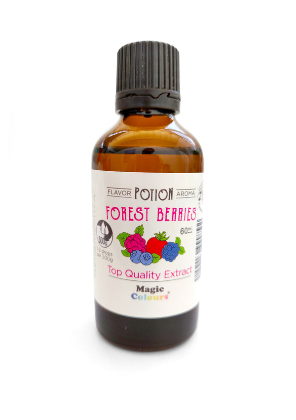 Forest Berries Magic Colours Potion Flavoring 60 ml