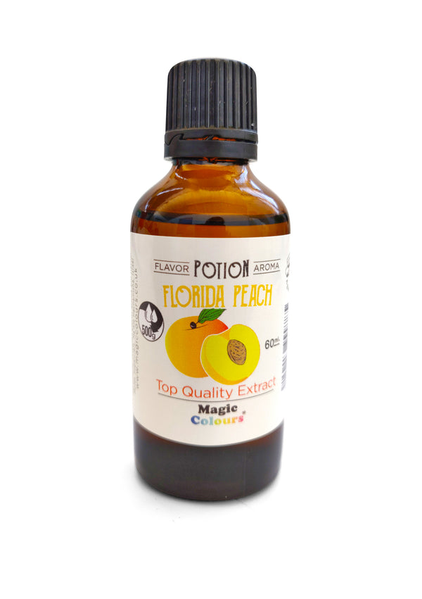 Florida Peach Magic Colours Potion Flavoring 60 ml