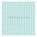 Knit Pattern 3 Stencil Background