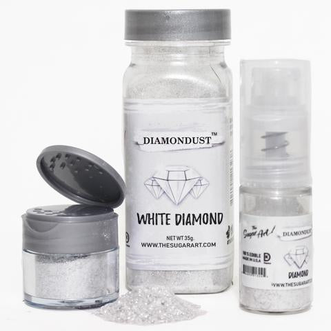White Diamond Dust by The Sugar Art 3 gm