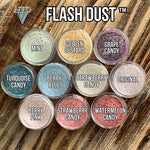 Flash Dust Green Apple 3 gm
