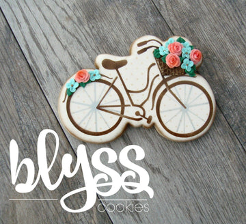 Cookie Cutter Blyss Bicycle by TMP