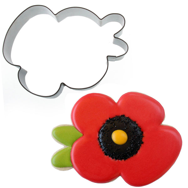 Sweet Elite Poppy Cookie Cutter Designed By Sweet Sugarbelle