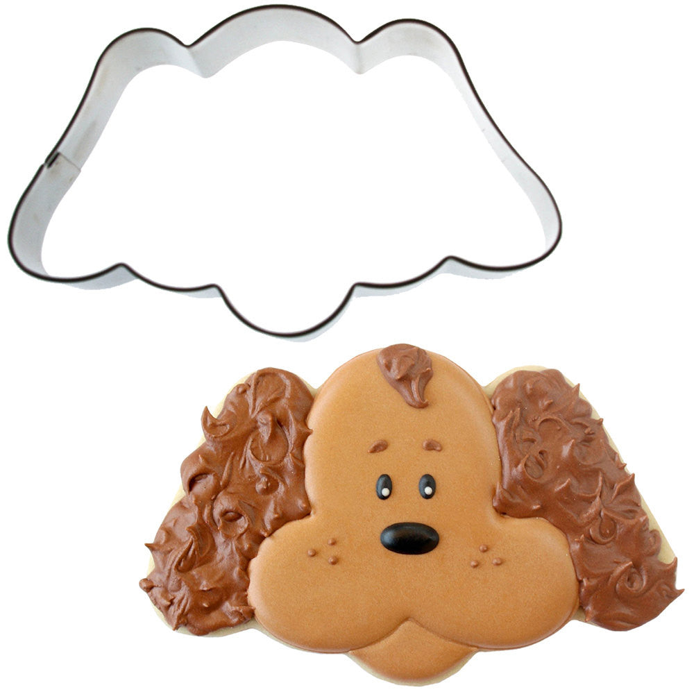 Sweet Elite Puppy Dog Cookie Cutter designed by Sweet Sugarbelle