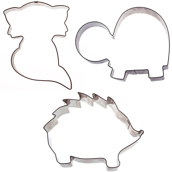 Sweet Elite Woodland Cookie Cutter Set By Autumn Carpenter