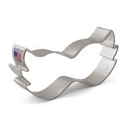Cookie Cutter Mardi Gras Mask 2.25 X 4.5