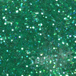 Caribbean Blue Glitter Dust by The Sugar Art 5 gm