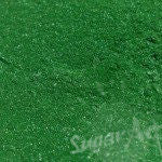 Green Sterling Dust by The Sugar Art 2.5 gm