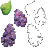 Sweet Elite Lilac Cookie Cutter Set By Blyss Cookies