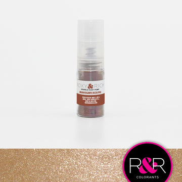 Mahogany Sparkle Dust Pump by Roxy & Rich 4g