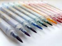 Full set of 12 Dripcolor Double ended Pen