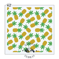 Pineapples 3 Part Stencil by Killer Zebras