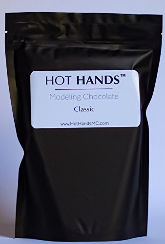 Hot Hands Modeling Chocolate White 2 lb