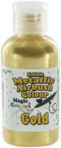 Magic Colours Metallic Airbrush Paint 55 ml - Gold