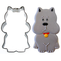 Sweet Elite Scotty Dog Cookie Cutter designed by Sweet Sugarbelle